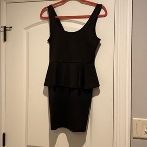 Ambiance Apparel Size L black dress new with tags